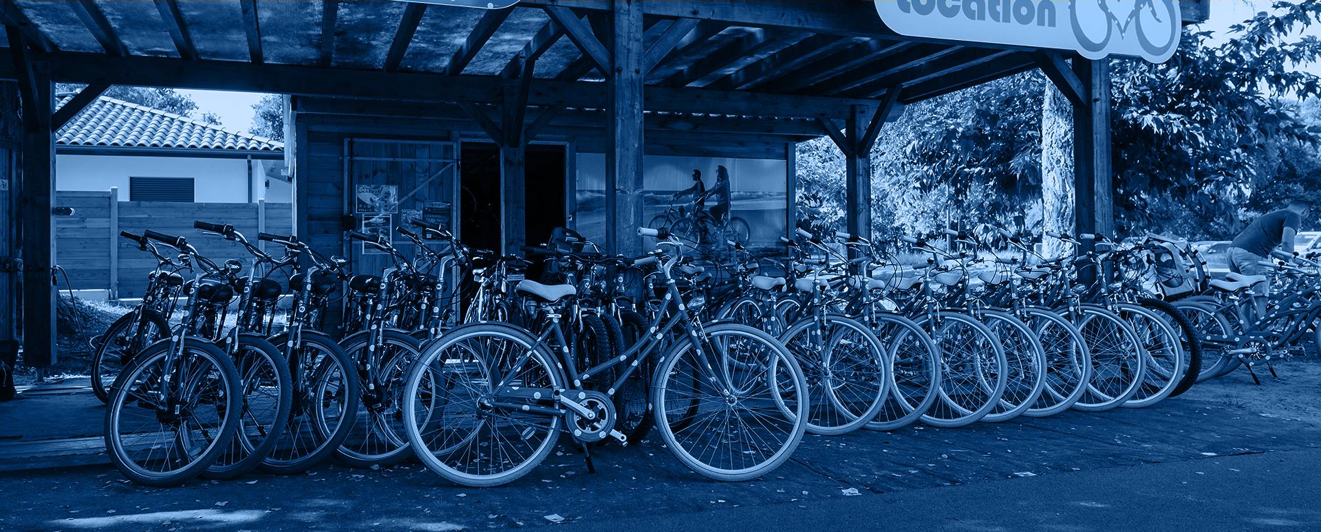 Vélos d'occasions à Montalivet